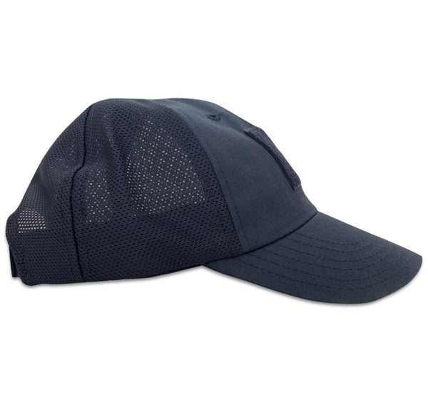 Tactical Mesh Back American Made Hat Red White Blue Apparel