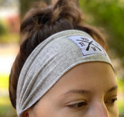 Women's American Made Heather Ash Headband