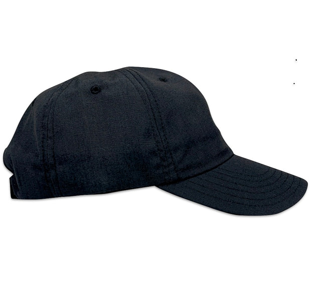 Blank Blacked Out Ripstop Full Fabric Duty Cap - RANGE HAT