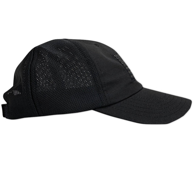 American Flag Blacked Out Mesh Back - RANGE HAT