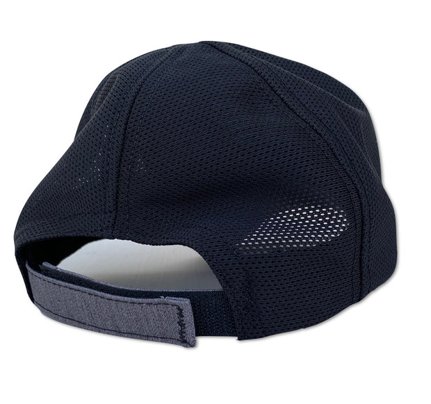 American Flag Heather Gray Mesh Back - RANGE HAT