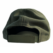 American Flag Ranger Green Mesh Back - RANGE HAT