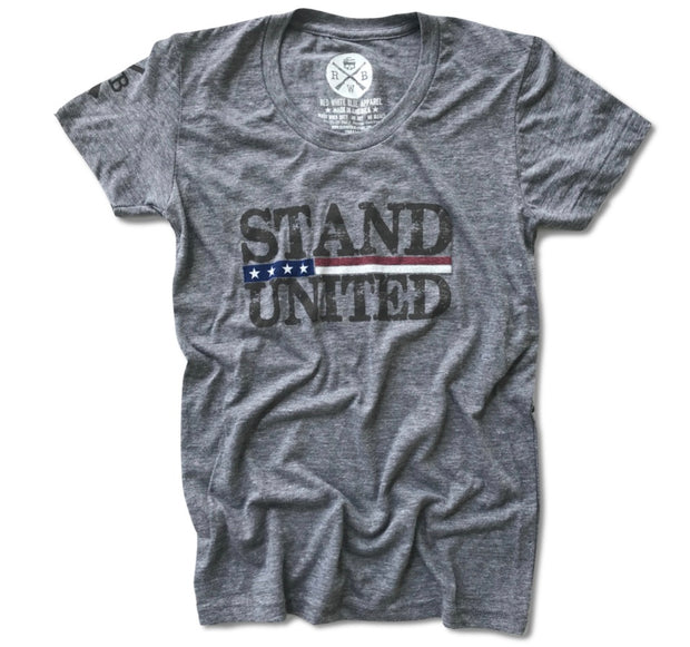 Women's Stand United (Heather Gray)