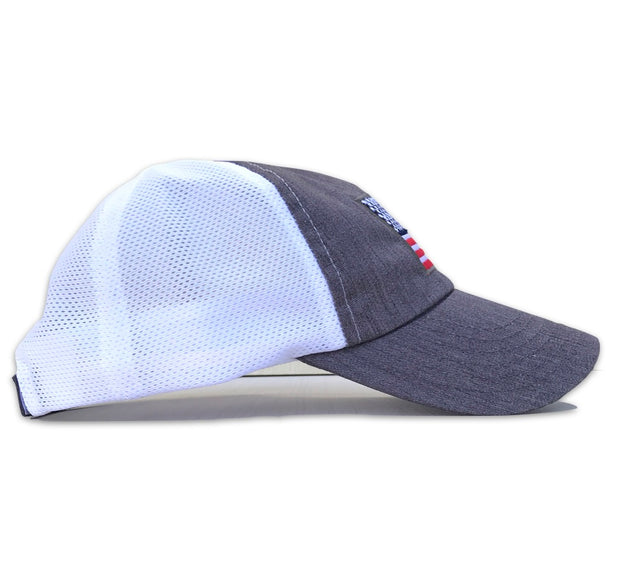 American Flag Red White Blue Mesh Back - RANGE HAT
