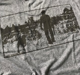 Men's RWB Outdoors Guy & His Dog Field Hunt T Shirt