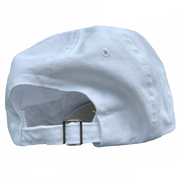 Women's Grit & Grace Vintage Washed Dad Hat White