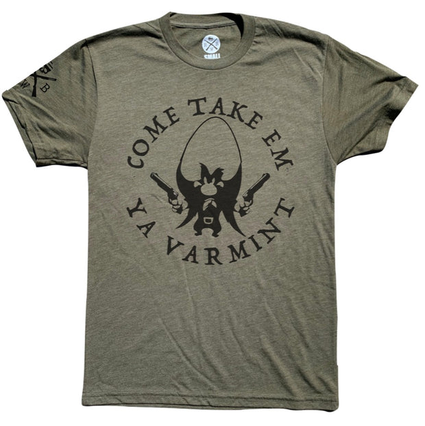 Men's Patriotic Yosemite Second Amendment T Shirt