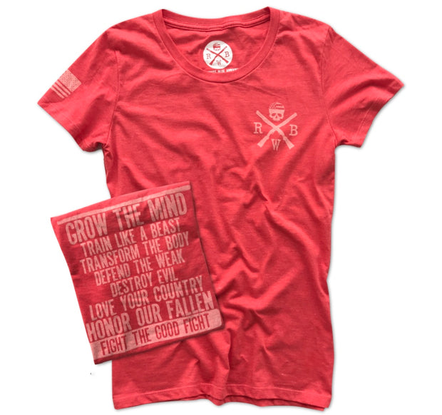 Women's What I Stand For T-Shirt - Relaxed Fit