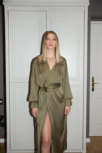 Kate Trench Dress