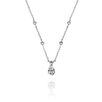 Silver Duchess Necklace
