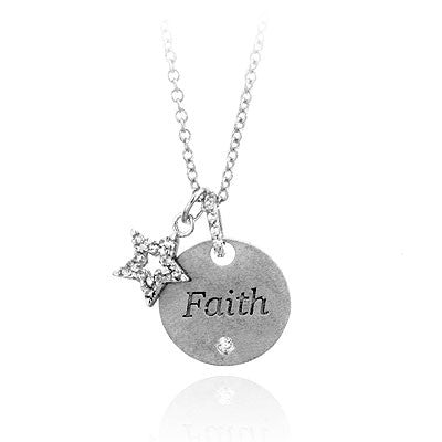 Star Faith Necklace