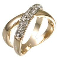 Dual Band Eternity Ring