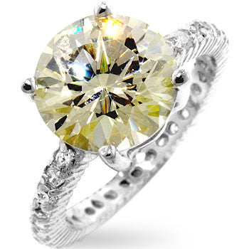 Queen Anne Jonquil Ring