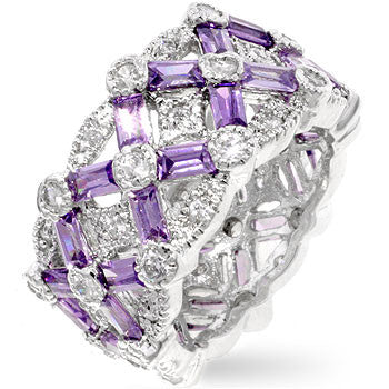 Lavender Kerrigan Ring