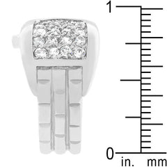 CZ Watch Ring