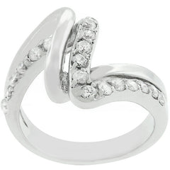 CZ Lace Ring