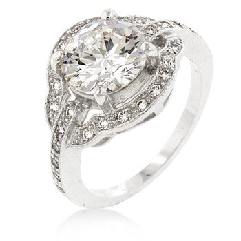 Emma Antique Engagement Ring