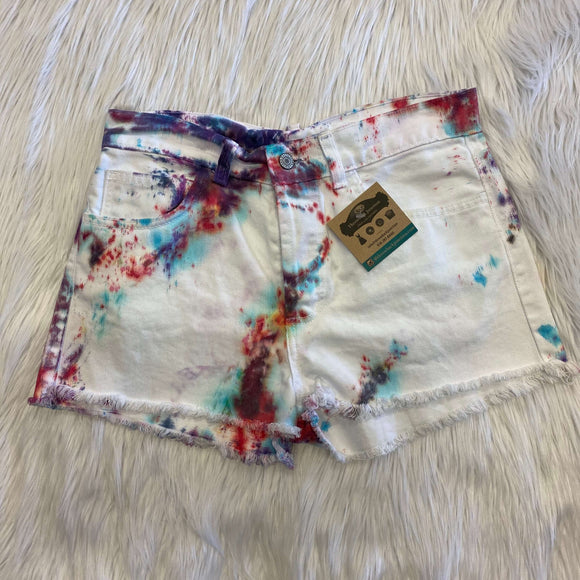 Upcycled Tie Dye Brandy Melville Shorts