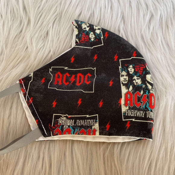 ACDC Face Mask