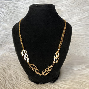 Flames Long Chain