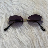 Y2k Black Sunglasses