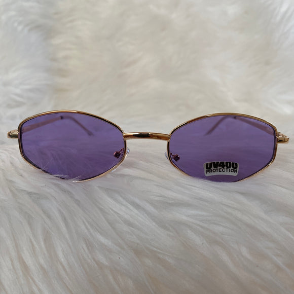 Purple Sunglasses