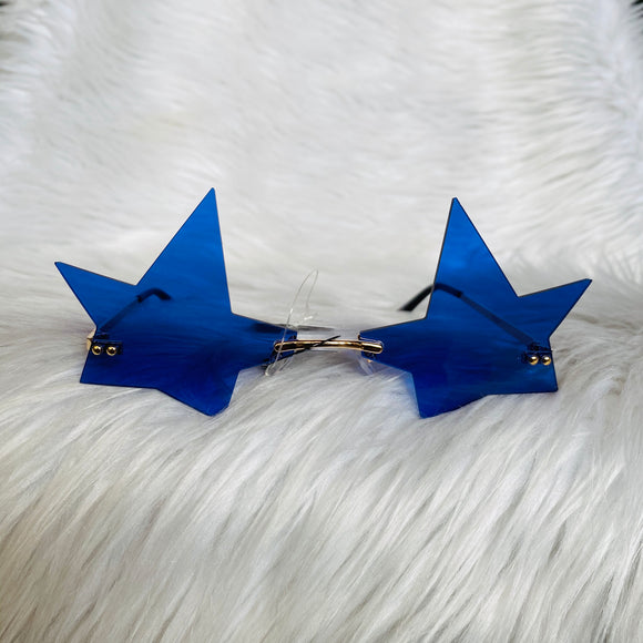 Blue Star Sunglasses