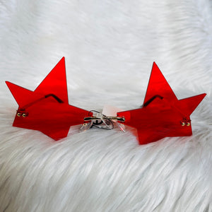 Red Star Sunglasses