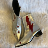 Modern Vice Bowie Boots