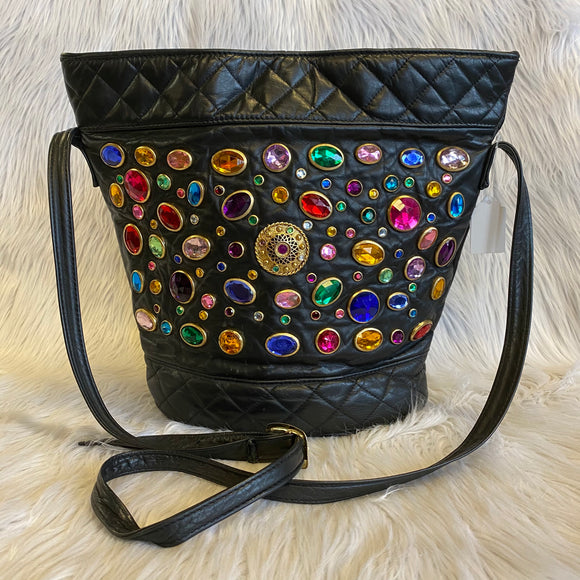 1980s Jeweled Purse