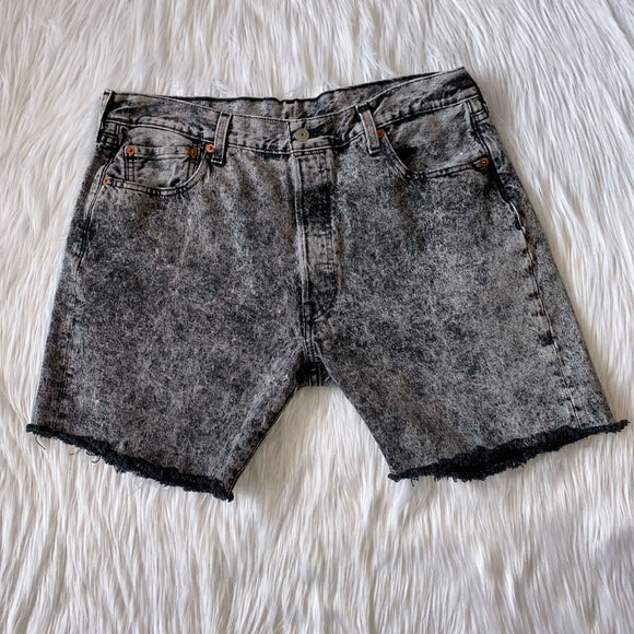 Men's Upcycled Levi's Denim Shorts