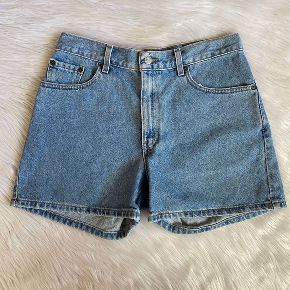 Vintage Levis High Waisted Shorts