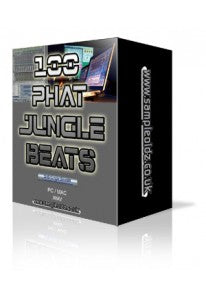 100 PHAT JUNGLE BEATS