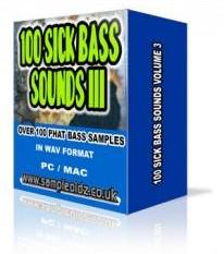 100 SICK BASSLINE SOUNDS III
