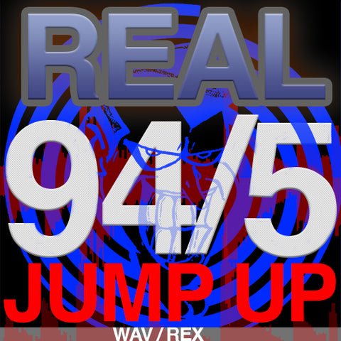 Real 94 / 95 Jump up Joker Style