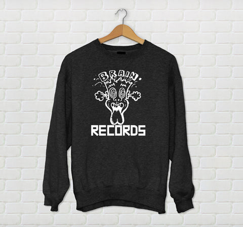 Brain Records Official Sweatshirt