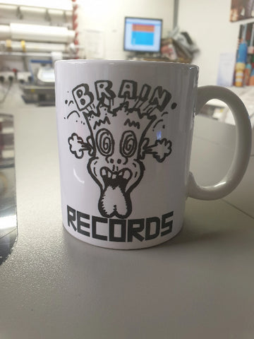 Brain Records Coffee Mug