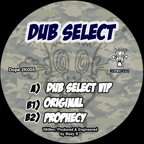 Dub Select VIP ( Official Vinyl Release ) NOW SHIPPING!