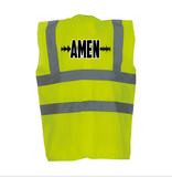 Amen Hi Vis Jacket