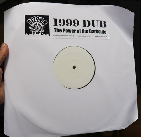 BIZZY B – 1999 DUB / THE POWER OF THE DARKSIDE ( VINYL RELEASE )