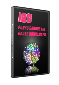 100 FUNKY HOUSE N GARAGE PRODUCER LOOPS