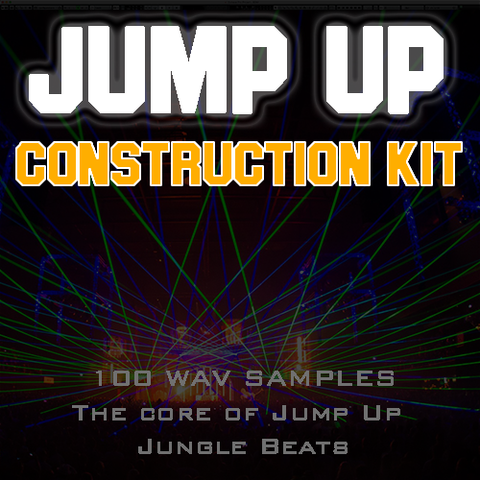 Jump up Jungle Construction Kit