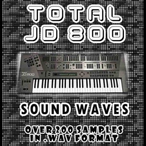 TOTAL JD800 RETRO SYNTH PACK