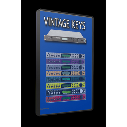 VINTAGE KEYS CLASSIC ANALOG SOUNDS