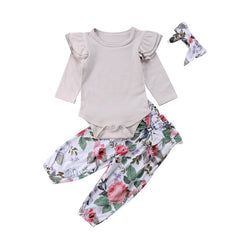 Lets Do Brunch - Baby Girls Set