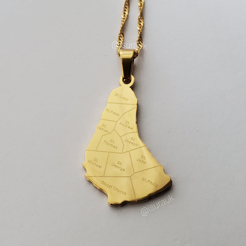 Barbados City Pendant - Iṣura