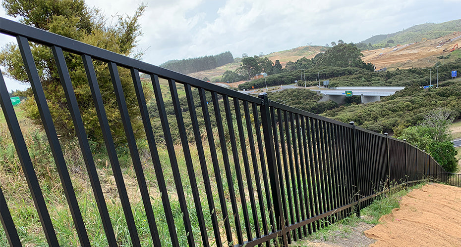 Mercury Balustrade Panel for a Faster Install and Lower Project Cost
