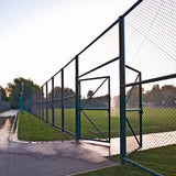 Chain Link Fence-Pipe and Mesh-FenceLab