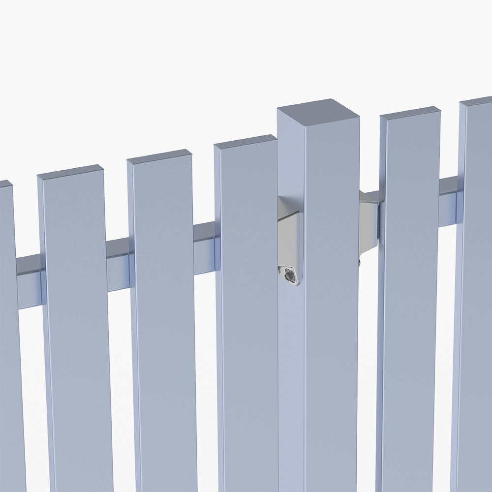 The Straits-Aluminium Picket Fence Panel-FenceLab