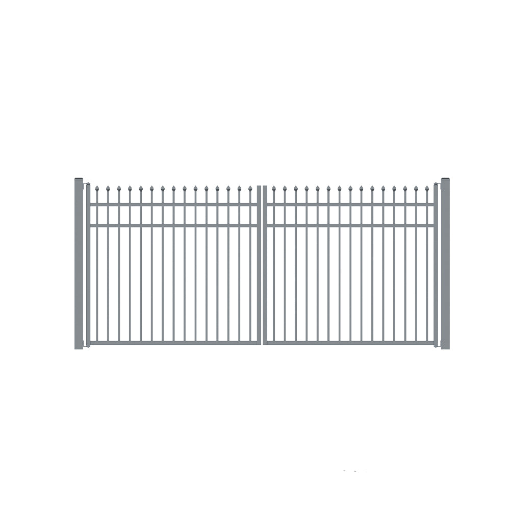 The Lennox Gate-Aluminium Security Gate-FenceLab